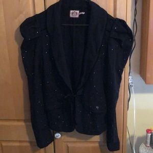 Fancy Juicy Couture military jacket